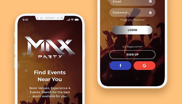 MNX Party App Thumbnail